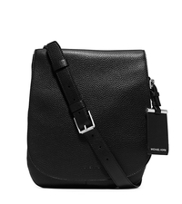 Bennett Pebbled-Leather Messenger - ONE COLOR - 33S5SBTM3L