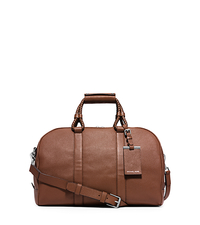 Bennett Medium Pebbled-Leather Duffel - LUGGAGE - 33S5SBTU2L