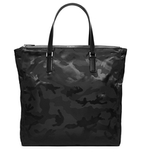 Kent Large Camouflage Nylon Tote - ARMY - 33S5SKNT7U