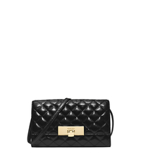 Avery Quilted-Leather Clutch - ONE COLOR - 30H4GZIC3L