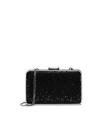 Elsie Crystal-Embellished Box Clutch - ONE COLOR - 30H4TBXC1U