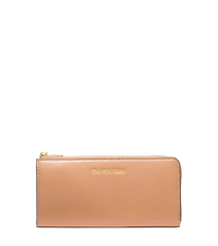 Colby Leather Wallet - SUNTAN - 32H4GBAZ3L