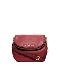 Bedford Leather Crossbody - RED - 32S4GBFC2L