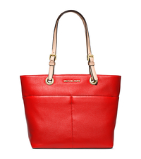 Bedford Leather Tote - MANDARIN - 30H4GBFT6L
