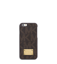 Logo Phone Case For iPhone 6 - BROWN - 32H4GELL3B