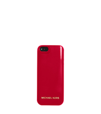 Ultra-Slim Charging Case for iPhone 5 - RED - 32H4GELP3P