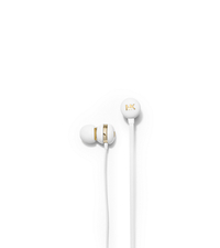 Logo Earphones - Optic White - 32H4GELH1P
