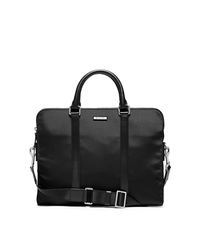 Windsor Slim Nylon Briefcase - ONE COLOR - 33S5SWDA6C