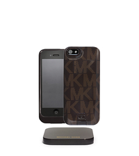 Duracell Powermat Kit For iPhone 5/5s - BROWN - 32H4GELP8P