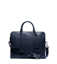Double Zip Briefcase - ONE COLOR - 33S5LWRA6L