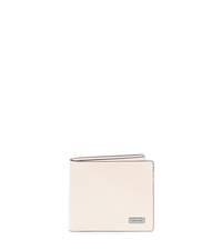 Leather Billfold - ECRU - 39S5LMNF1L