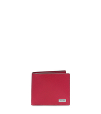 Leather Billfold - WINE - 39S5LMNF1L