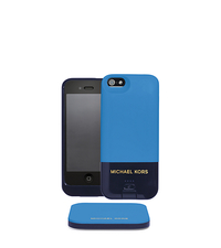 Duracell Powermat Kit for iPhone 5/5s - HERITAGE BLUE - 32H4GELP2P