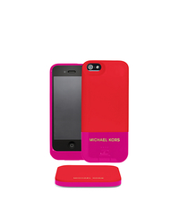 Duracell Powermat Kit For iPhone 5/5s - MANDARIN/RASPBERRY - 32H4GELP2P