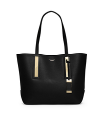 Jaryn Medium Leather Tote - BLACK - 31T4GJYT4L