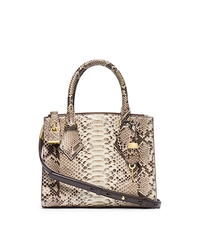 Casey Python Small Satchel - ONE COLOR - 31F4GCYS1P