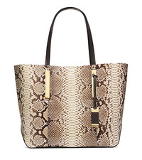 Jaryn Python Large Tote - ONE COLOR - 31F4GJYT6P