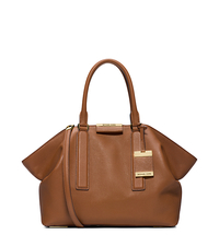 Lexi Large Satchel - LUGGAGE - 31F4GLXS3L