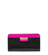 Lexi Leather Continental Wallet - ONE COLOR - 37F4MLXZ2T