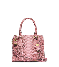Casey Small Python Satchel - ONE COLOR - 31H4MCYS1P