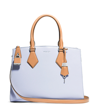 Casey Large Leather Satchel - ONE COLOR - 31S5PCYS3T