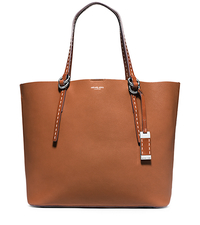 Rogers Large Leather Tote - LUGGAGE - 31S5PRGT3L