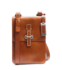 Claire Medium Leather Messenger - ONE COLOR - 31S5TCLM2P