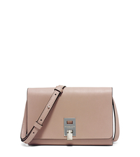 Miranda Medium Leather Crossbody - DUNE - 37H5PMDX2L