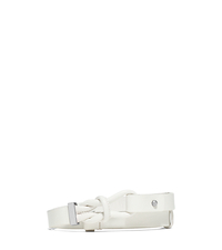 Knotted Belt - WHITE - 551606