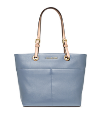 Bedford Leather Tote - PALE BLUE - 30H4GBFT6L