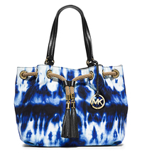 Marina Large Tie-Dye Canvas Tote - ONE COLOR - 30S5GMAT4C