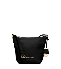 Bedford Small Leather Messenger - BLACK - 30T5GBFM1L