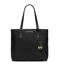 Morgan Medium Nylon Tote - BLACK - 30T5GOGT2C