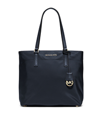 Morgan Medium Nylon Tote - NAVY - 30T5GOGT2C