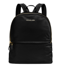 Kieran Large Nylon Backpack - BLACK - 30F5GKAB3C