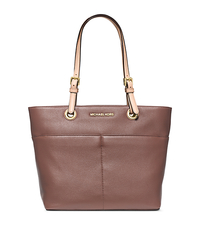 Bedford Leather Tote - DUSTY ROSE - 30H4GBFT6L