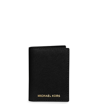 Logo Battery Wallet - BLACK - 32F5GELF8L