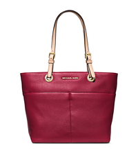 Bedford Leather Tote - CHERRY - 30H4GBFT6L