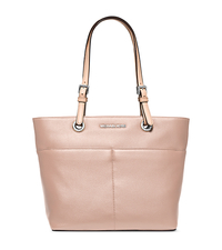 Bedford Top-Zip Leather Tote - BALLET - 30H4SBFT6L