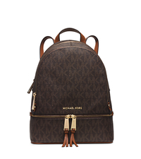 Rhea Small Backpack - BROWN - 30H5GEZB1B
