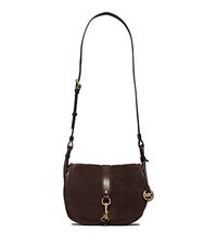 Jamie Large Suede Crossbody - COFFEE - 30H5TJXS3S