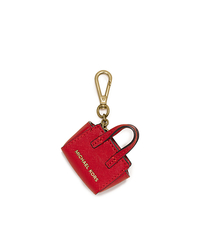 Selma Coin Purse Keychain - RED - 32H5GKCK4L