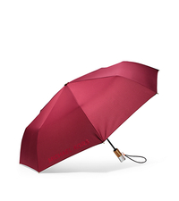 Lucite-Handle Nylon Umbrella - CHERRY - 32H5GNYN4U