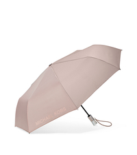 Lucite-Handle Nylon Umbrella - BALLET - 32H5SNYN4U